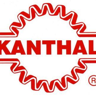 Kanthal Ce fil résistif Kanthal vous permettra de confectionner vos résistances pour vos atomiseurs réparables.