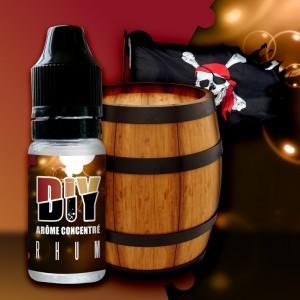Arômes e-liquides D.I.Y. Revolute 10ml BOISSONS Dans la gamme des arômes de boissons Revolute : Rhum ; Milkshake ; Pina Colada.