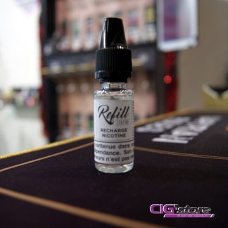 Refill Nicotine 20 mG/mL - 10ml Nico Boost