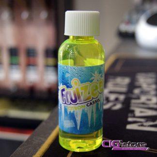 Citron Cassis Fruizee 50 ML 0 MG Citron Cassis Fruizee est unexcellent e-liquide mélangeant les saveurs acidulées du citron et du cassis accompagnées de l'effet Xtra Fresh de la…
