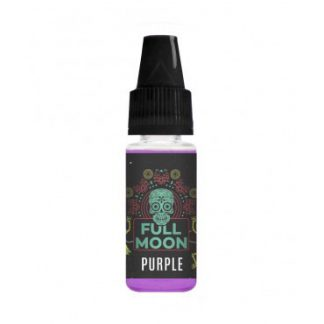 Purple - Full Moon Fusion d'un intense nectar de raisin et d'une pointe de pomme pour allier passion et douceur.   Concentrés Malaisiens conditionnés en France…