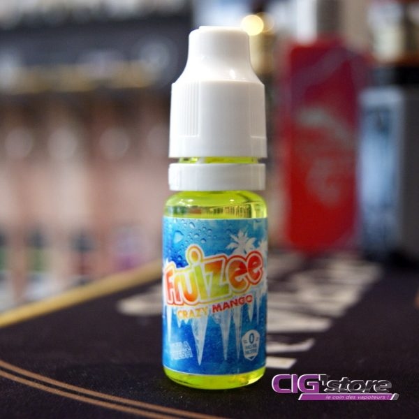 Crazy Mango - Fruizee 10 ML