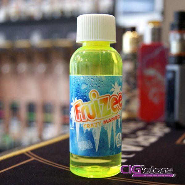 Crazy Mango - Fruizee 50 ML