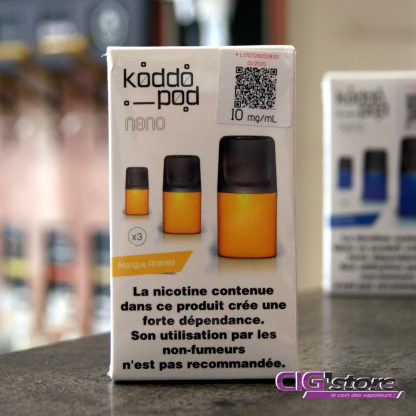 Koddo Pod - French Liquide