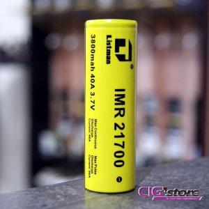 Batterie Listman 21700 - 3800 (40A)