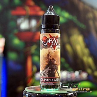 Pop Demon Bad Ass by KNOCKS 50ML Un pop-corn au caramel fondant saupoudré d'une douce vanille. La damnation gourmande a un nom et elle s'appelle Pop Demon !