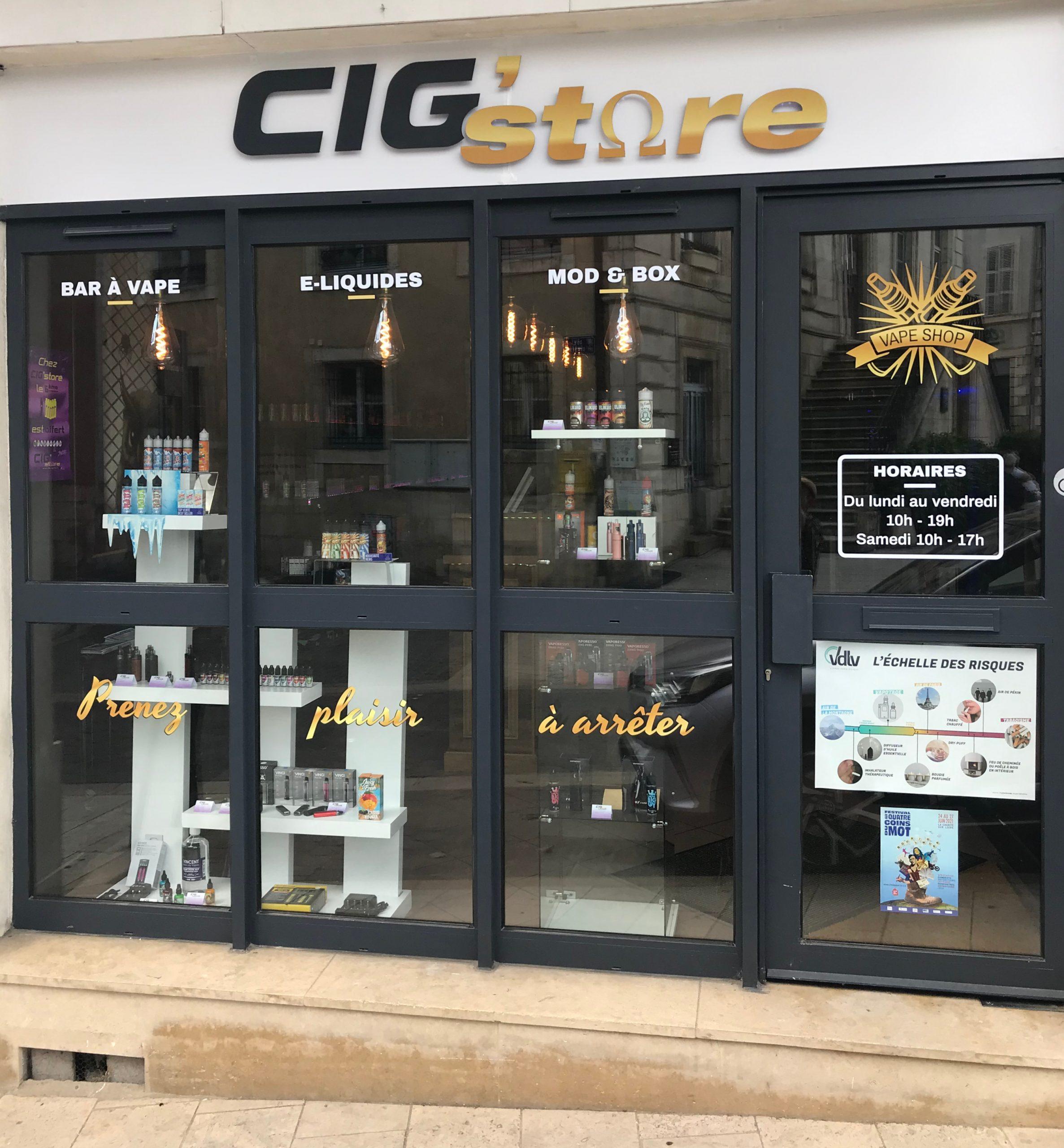 CIG'Store La Charité-sur-Loire